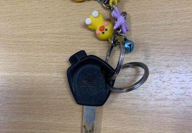บุคคลใดลืมกุญแจรถมอเตอร์ไซน์ Honda สามารถมาติดต่อรับได้ที่ฝ่ายประชาสัมพันธ์ค่ะ